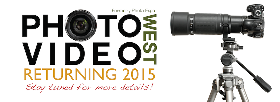 San Diego Photo Video West Photo Expo West